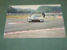 "MARCH 84G Gp C Danner/Copelli/Duxbury 1985 Le Mans. original 5x3"" period photo"